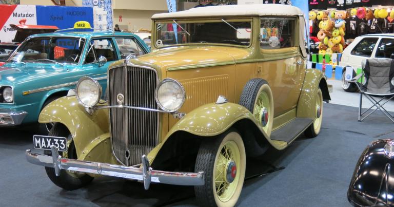 Mistä autojen nimet johtuvat? Osa 4, Nash – Rolls-Royce