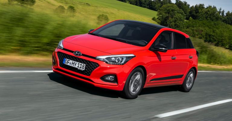 Uudistetut Hyundai i20 -mallit tulevat Suomeen kesän aikana