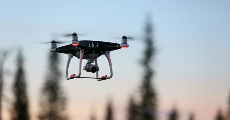 Lennätetty drooni vahingoitti autoa Lappeenrannassa