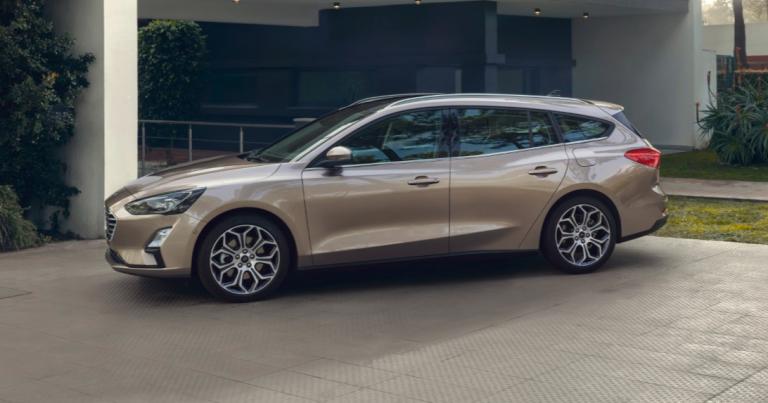 Uuden Ford Focus Wagonin hinnat on julkaistu