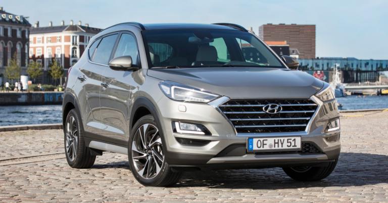 Uusi Hyundai Tucson tulee Suomeen syksyllä