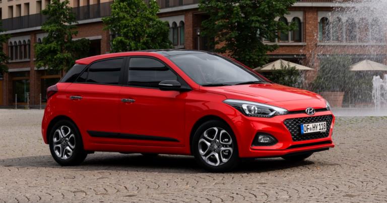 Uusi Hyundai i20 on hinnoiteltu, halvin malli maksaa 15 390 €