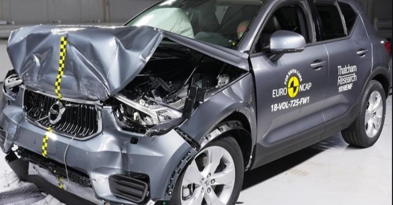 Kolaritesti: Ford Focus ja Volvo XC40 saivat molemmat viisi tähteä