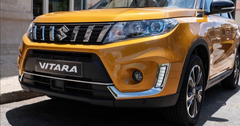 30 vuotta täyttävä Suzuki Vitara uudistuu
