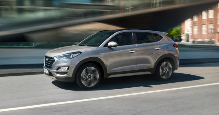 Uusi Hyundai Tucson on nyt hinnoiteltu