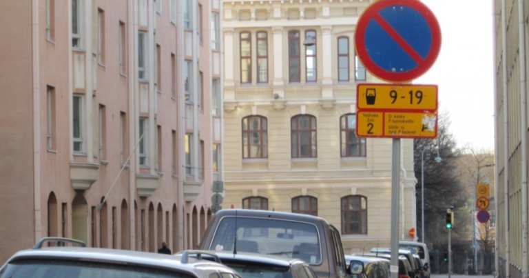 Kotihoitajille samantapainen pysäköintioikeus kun vammaispysäköintiluvalla
