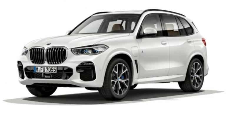 BMW X5 -perheeseen pistokehybridi – toimintamatka sähköllä 80 km