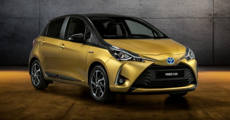 Toyota esittelee kaksi Yaris-uutuutta Pariisin autonäyttelyssä