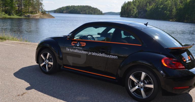 Suomalainen kuljettajakoulutusyritys laajenee Saksaan