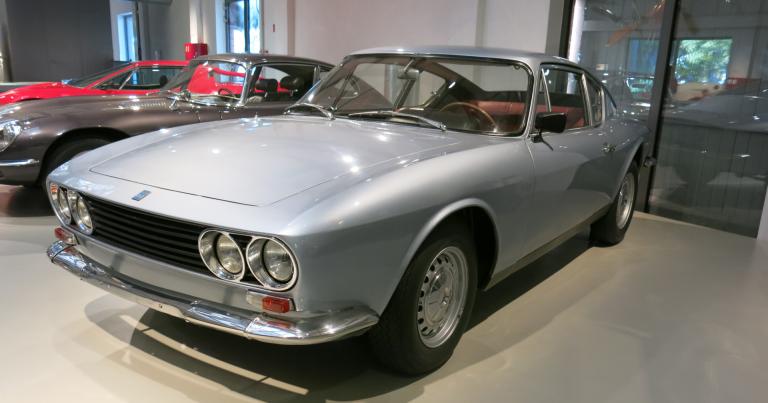 Päivän museoauto: Hieman harvinaisempi Ford vuodelta 1967