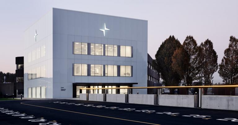 Polestar avasi uuden päämajan Ruotsiin