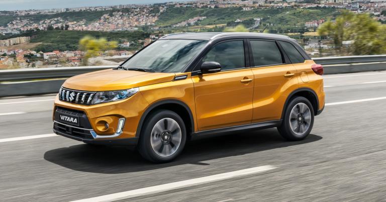 Uudistuneen Suzuki Vitaran hinnat on julkistettu