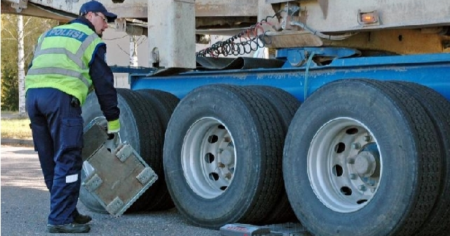 Etelä-Savon raskaan liikenteen ratsioissa paljastui paljon pieniä teknisiä puutteita