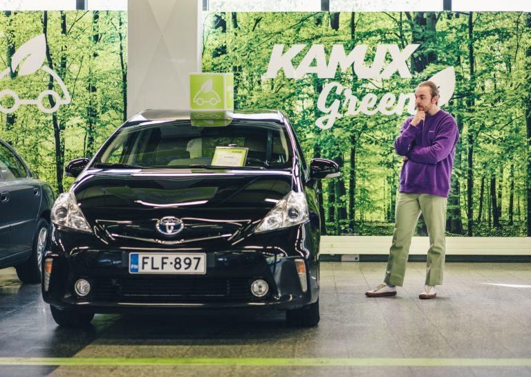 Kaasuautot kasvattavat suosiotaan, myös käytettyjen autojen kaupassa