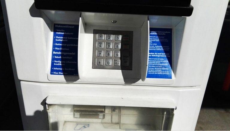 Maksukorttien käytössä kannattaa aina olla tarkkana – useita kopiointitapauksia poliisin tietoon