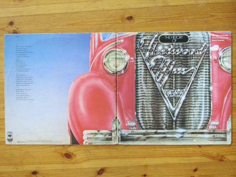 Päivän levynkansi: The History of Fleetwood Mac