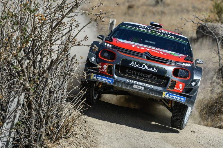 WRC: Loebin johto kasvaa – Latvala vielä kakkosena