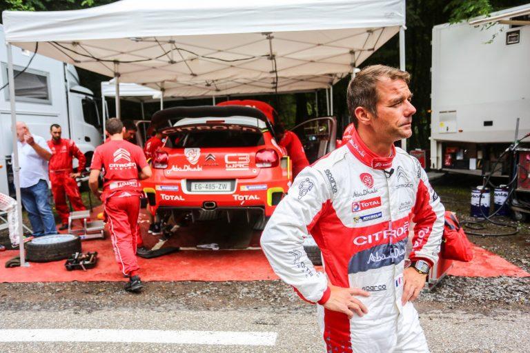 WRC: Espanjan MM-ralli päättyi Sébastien Loebin voittoon