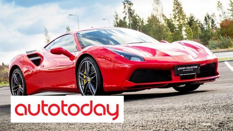Autotoday testasi: Ferrari 488 GTB – Italian kaunotar ei jätä ketään kylmäksi