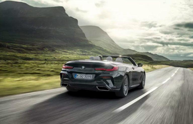 Ensimmäinen BMW 8-sarjan Cabrio on nähtävänä loppuviikosta Suomessa
