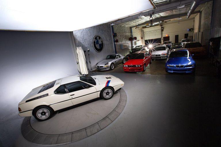 Nyt tarjolla todella harvinainen BMW-kokoelma – hinta runsaat 2 miljoonaa!