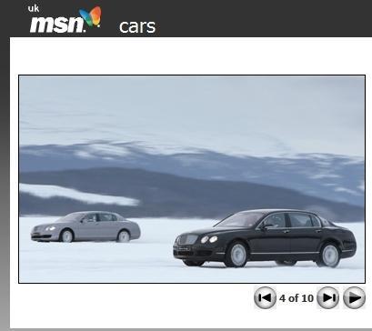 """Autotoday 10 vuotta sitten: """"Britanniassa hehkutetaan Juha Kankkusen vetämää Bentley-talviajokoulua"""""""