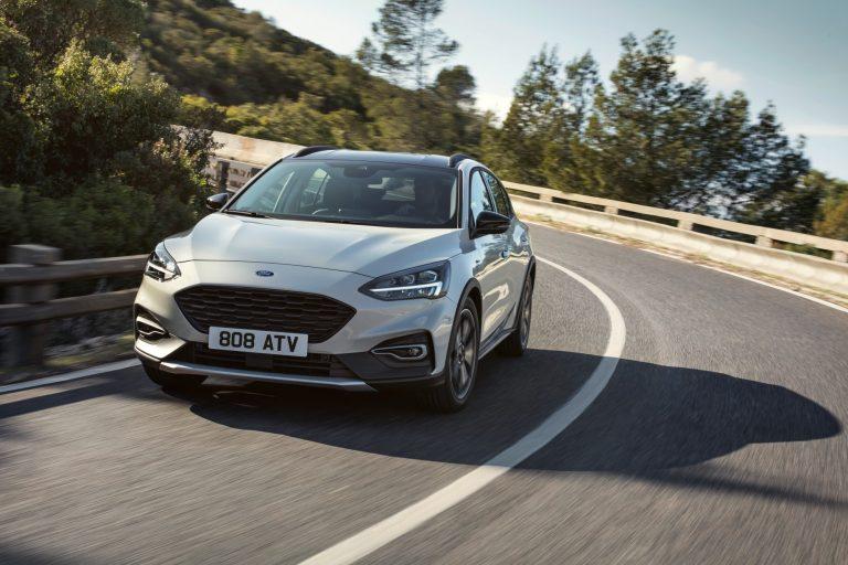 Ford Focus selvässä johdossa Vuoden Auto Suomessa 2019 -äänestyksessä