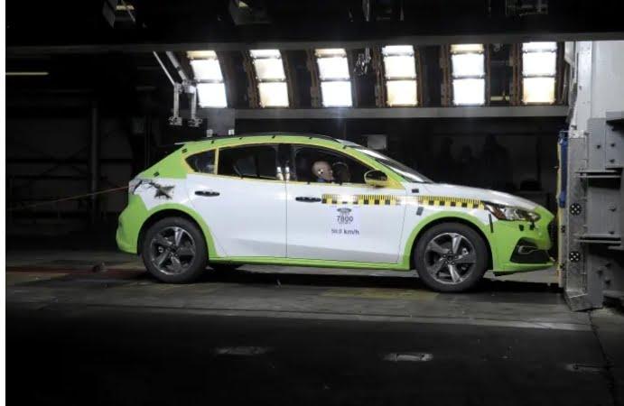 Uudessa Ford Focuksessa monipuoliset turvajärjestelmät
