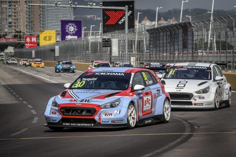 WTCR: Hyundaille sekä tiimien että kuljettajien kaksoisvoitot