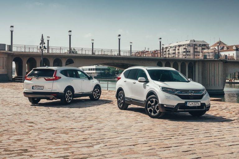 Tällainen uusi Honda CR-V Hybrid tulee keväällä Suomeen — hinnoista ei vielä tietoa
