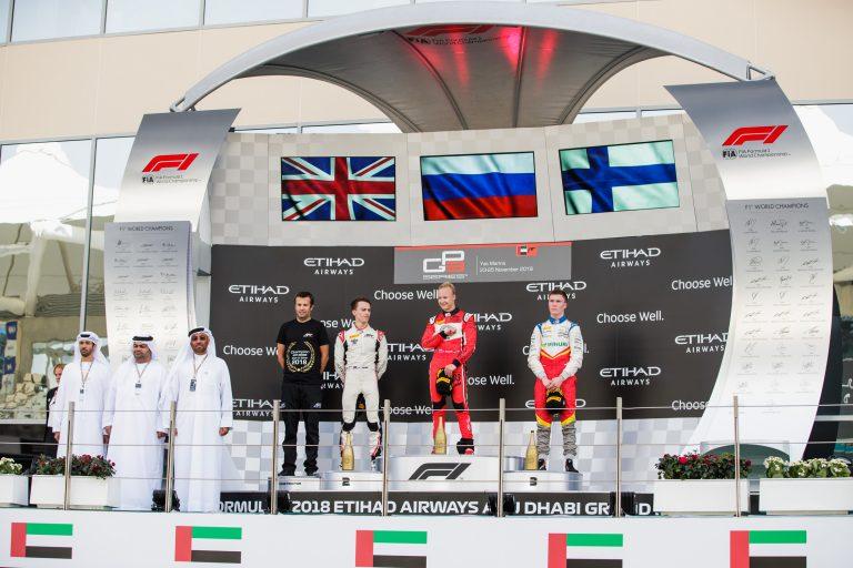 GP3: Simo Laaksonen kauden päätöksessä upeasti kolmanneksi