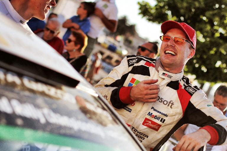WRC: Latvala nousi kakkoseksi aamun avauksessa