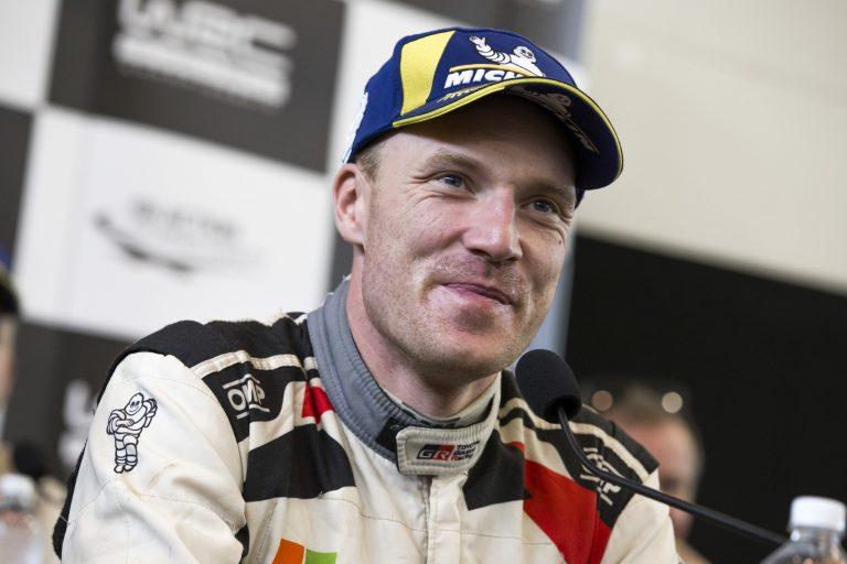 WRC: Paras suomalainen kuudentena Meksikon rallin aamupäivän jälkeen
