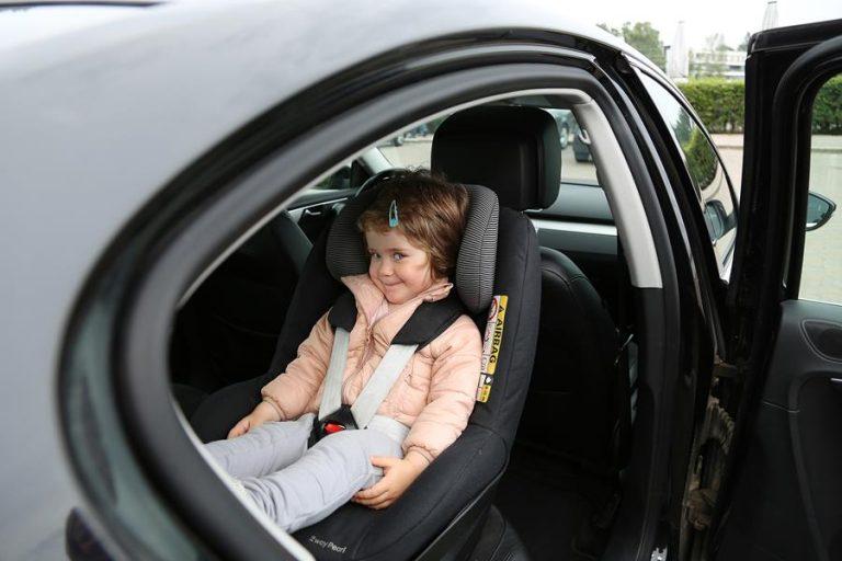 Lasten turvalaitteiden ratsian tulokset yllätti poliisinkin