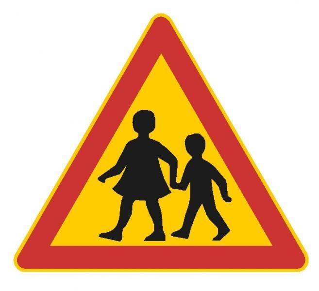 Poliisi havaitsi runsaasti ylinopeuksia koulujen läheisyydessä