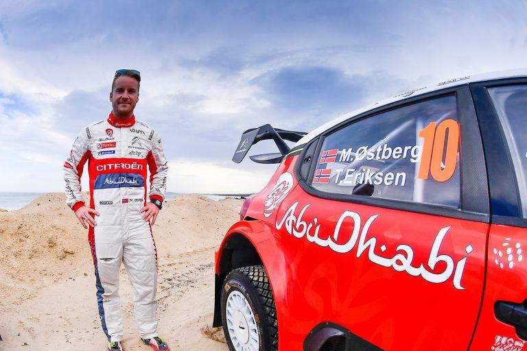 WRC: Tiukkaa taistoa Australian rallin kärjessä – 5 parasta 12,5 sekunnin sisällä