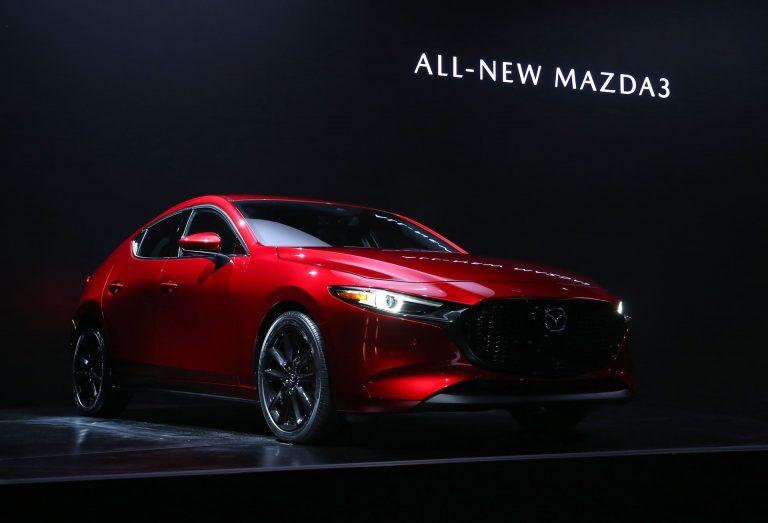 Tältä näyttää uusi Mazda3 — auto julkistettiin tänään Los Angelesissa