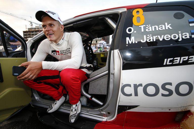 WRC: Toyota vielä kaksoisjohdossa Australian rallissa