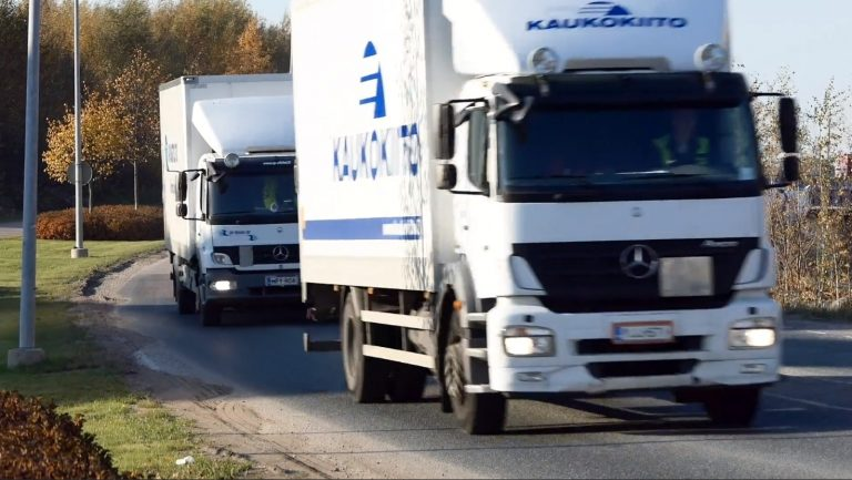 Logistiikan toimihenkilöt huolissaan Vantaan Aviapoliksen kasvaneista ruuhkista