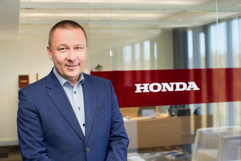 Suomen Honda-maahantuojalle uusi vetäjä
