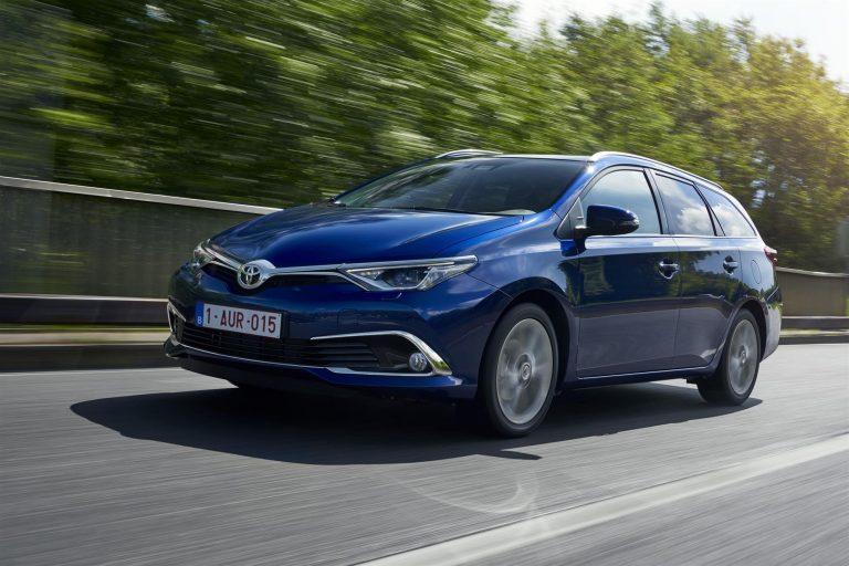 Toyotan tarkastuskampanjaan kuuluu Suomessa noin 40 000 autoa
