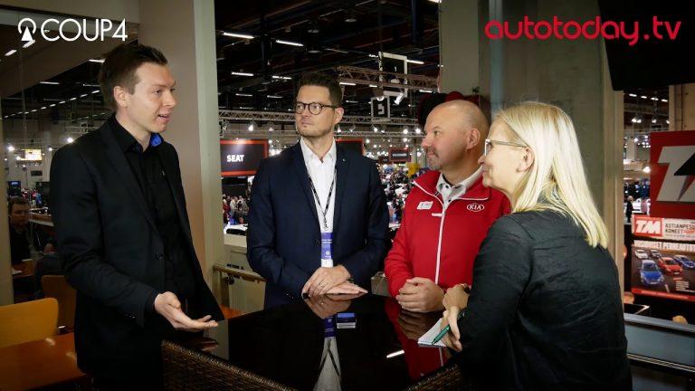 Autotoday.tv: Katso keskustelu autoilun tulevaisuudesta