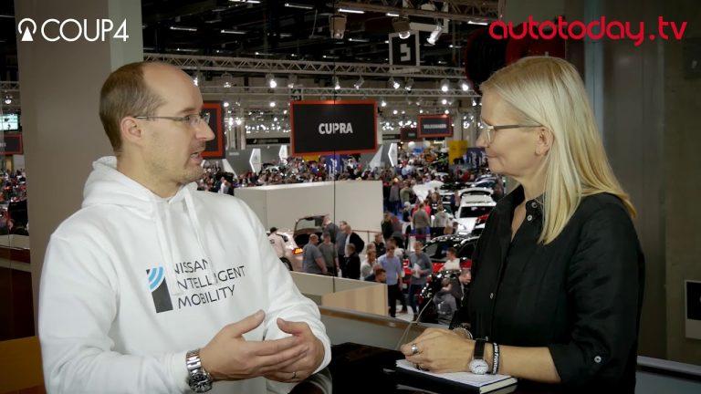 Autotoday.tv: Katso Nissanin Mika Särkelän näkemykset muun muassa sähköautoilusta