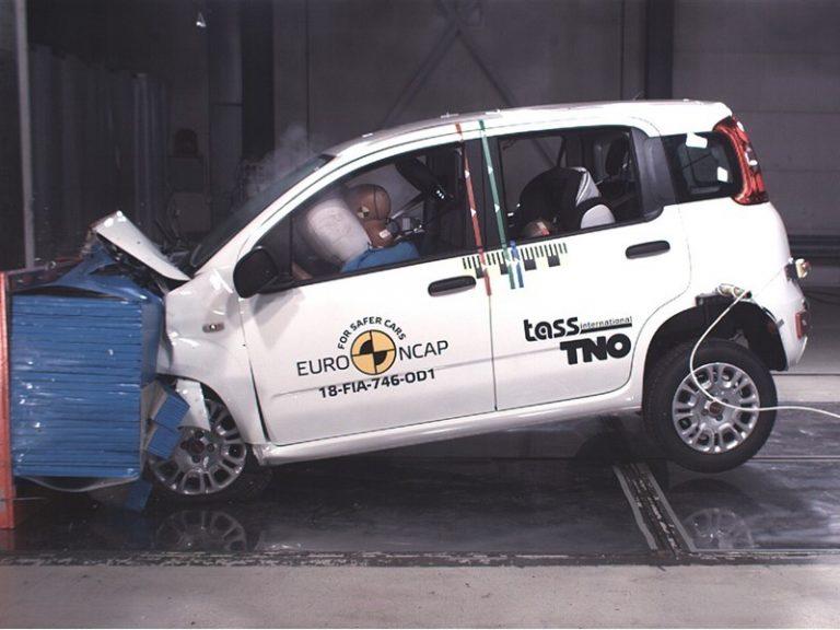 Euro NCAP: Kaksi todella surkeaa tulosta vuoden viimeisessä kolaritestissä