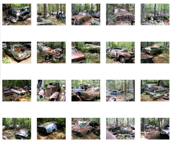 """Autotoday 10 vuotta sitten: """"Yhdysvalloissa ennennäkemätön jenkkiautojen hautausmaa, jopa 20 000 raatoa"""""""