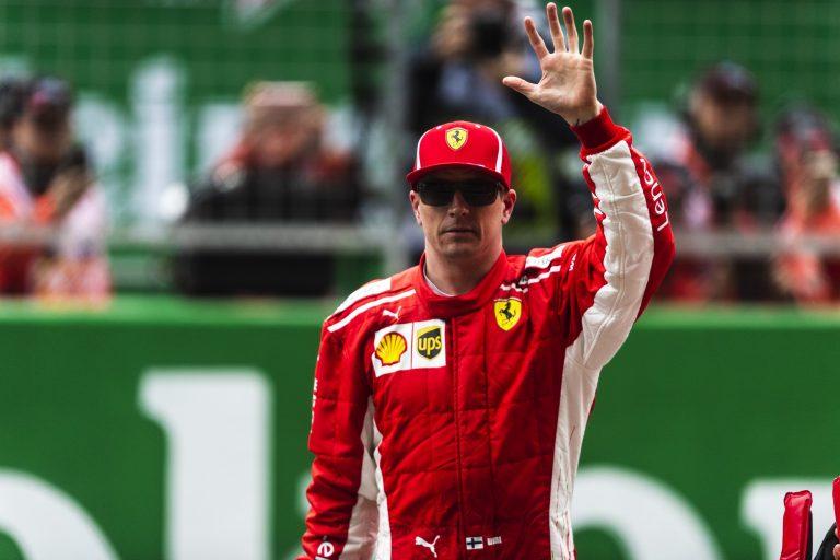F1: Kimi Räikkönen ajoi viime vuonna Austinin kisan voittoon
