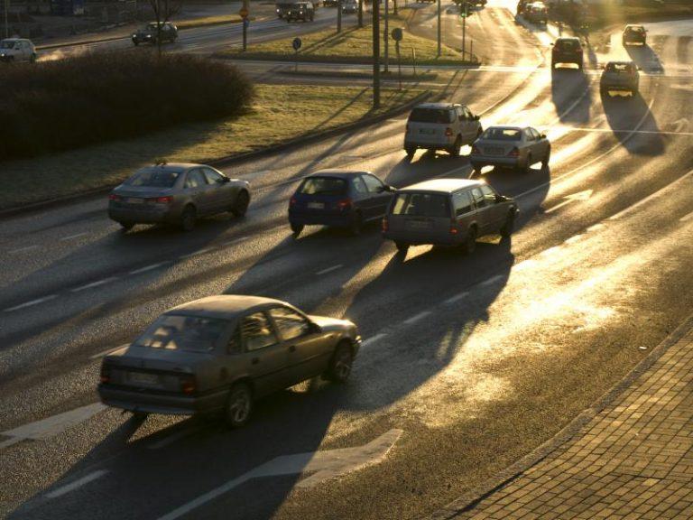 Viime vuonna ajettiin henkilöautoilla Suomessa yli 40 miljardia kilometriä