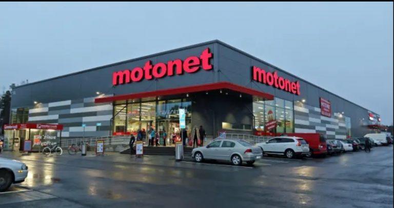 Motonetilla on Suomessa jo 33 tavarataloa — uusin avattiin tänään
