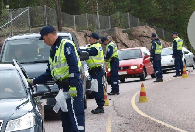 Pikkujoululiikenne taas poliisin erityistarkkailussa