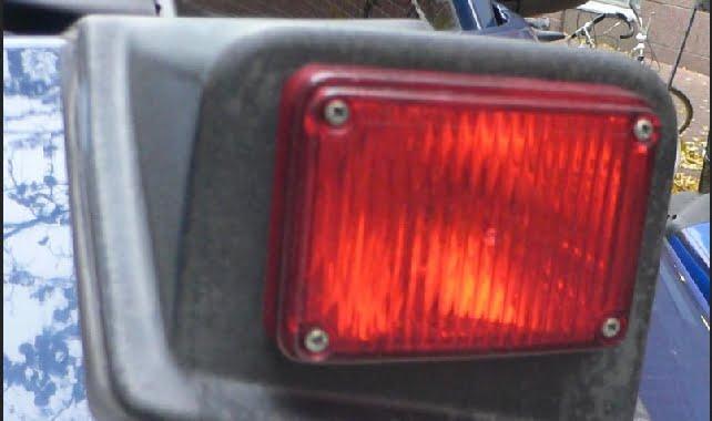 Ohitettava auto nosti nopeuttaan poliisiauton ollessa ohittamassa